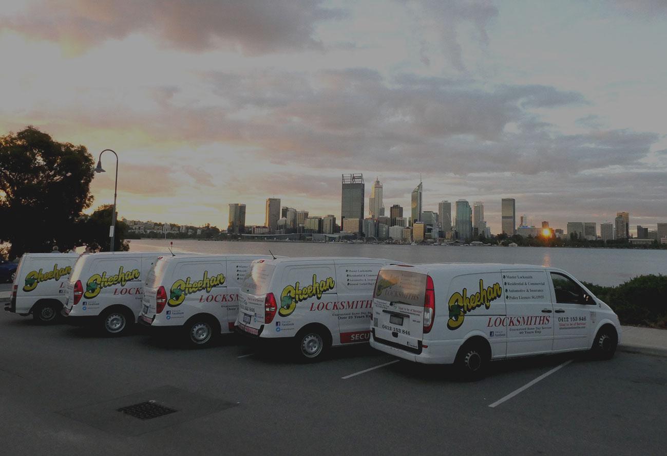 Sheehan Locksmiths – 24-Hour Emergency Locksmith in Perth